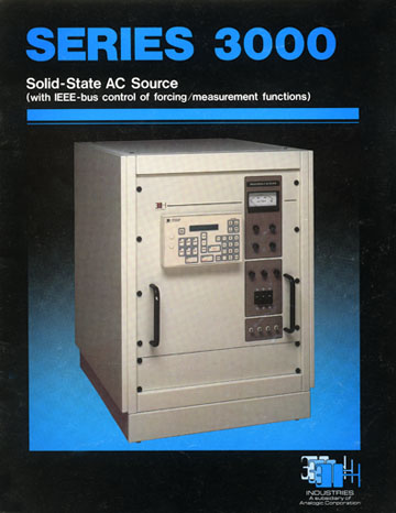 Electronic AC Source